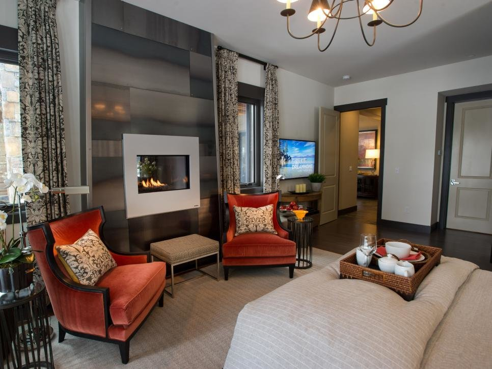 Best 20 Bedroom Fireplace Designs Hgtv With Pictures