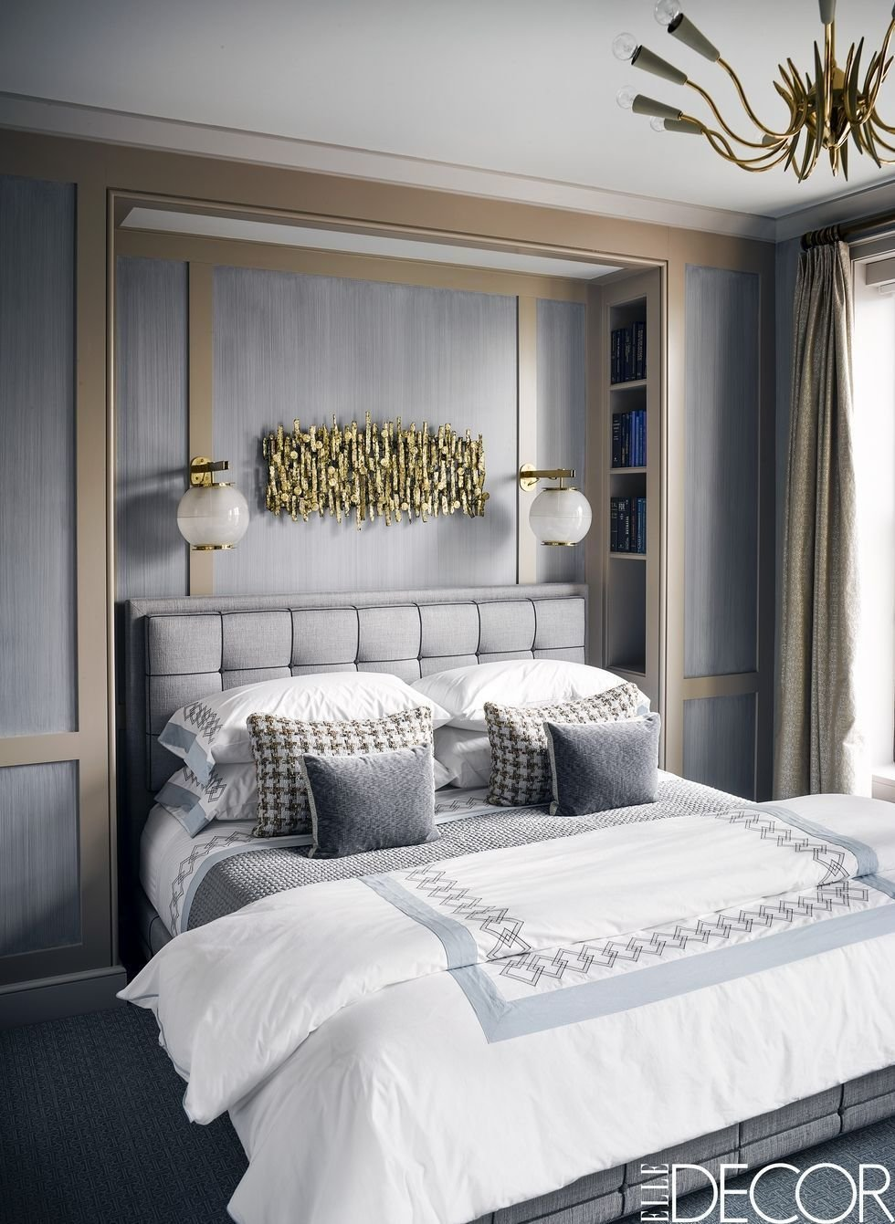 Best 43 Small Bedroom Design Ideas Decorating Tips For Small With Pictures