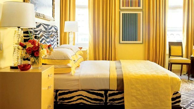 Best 15 Zesty Yellow Bedroom Designs Home Design Lover With Pictures