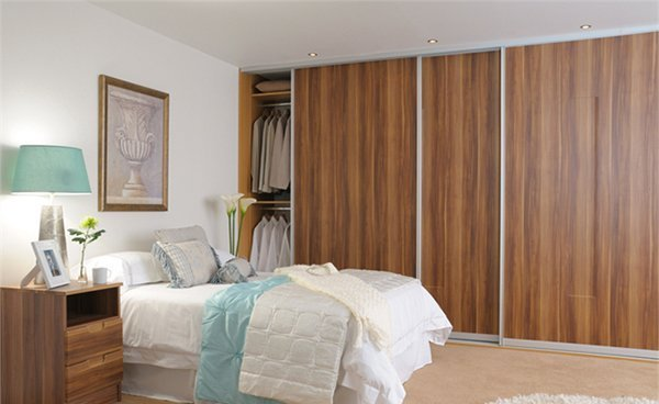 Best 15 Bedroom Wardrobe Cabinets With Wooden Finishes Home With Pictures