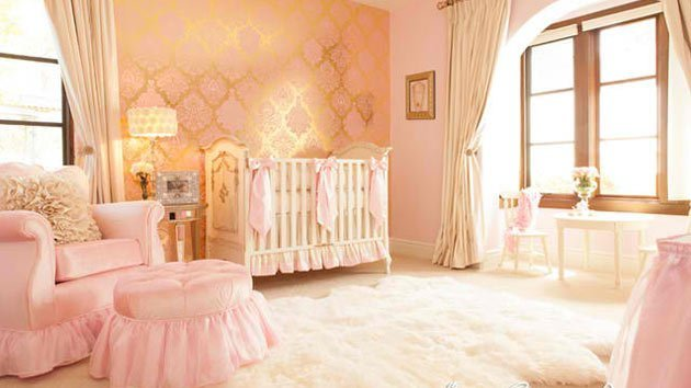 Best 15 Sweet Baby Girl Bedroom Designs For Your Princess Home Design Lover With Pictures