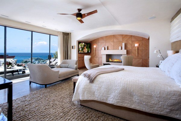 Best 20 Fancy Bedrooms With Two Focal Points Home Design Lover With Pictures