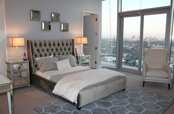 Best 20 Formal And Conservative Gray Condo Bedrooms Home With Pictures