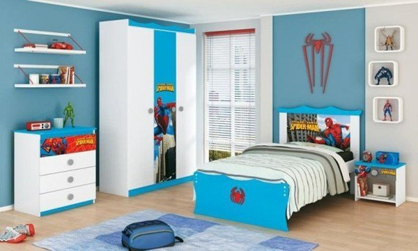 Best Spiderman Kids Bedroom With Pictures