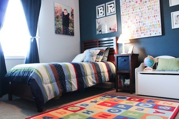 Best Big Boy Room Reveal The Middle Child's Room With Pictures