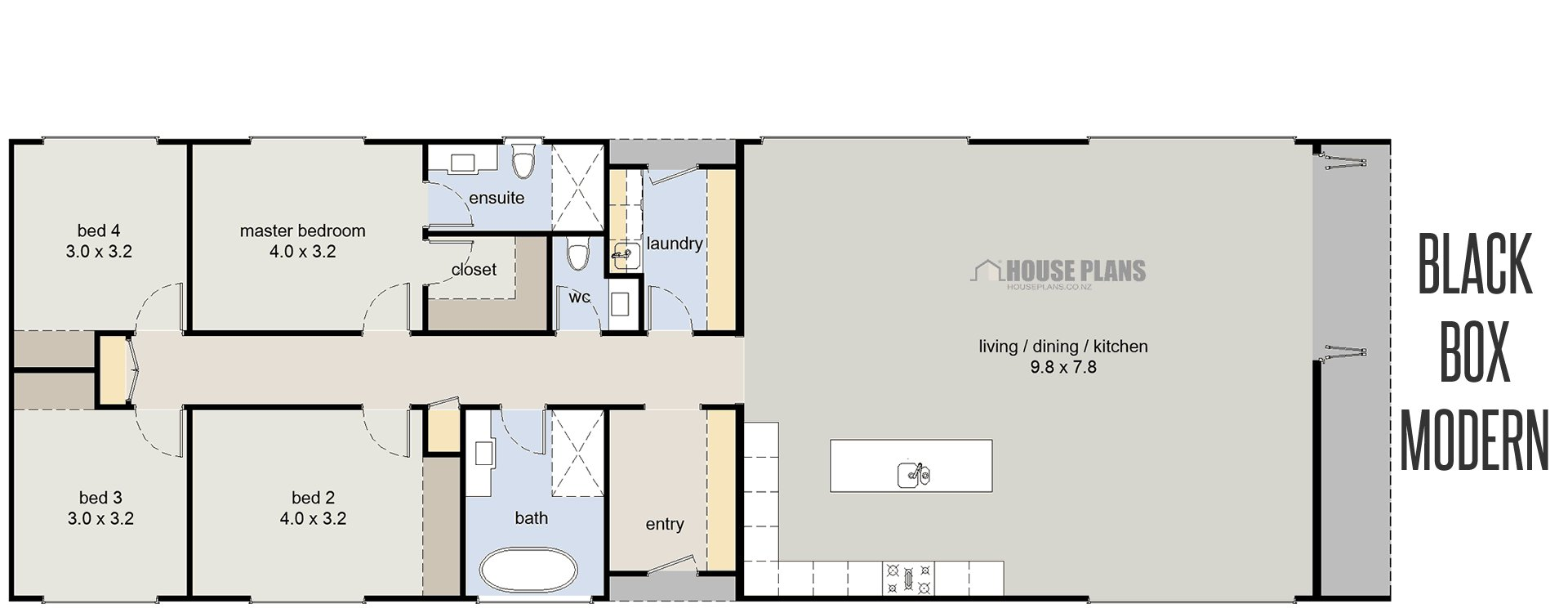 Best Home House Plans New Zealand Ltd With Pictures