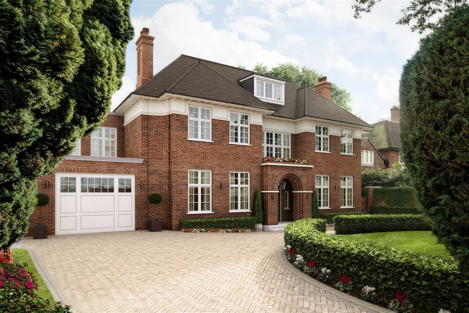 Best 6 Bedroom Detached House For Sale In Compton House With Pictures Original 1024 x 768