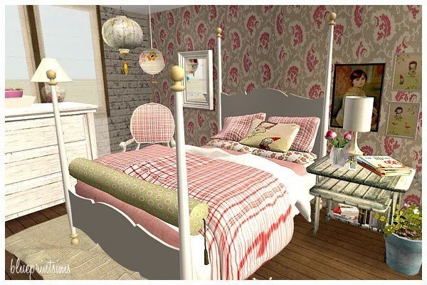 Best Blueprint Sims Lawn Gnome Bedroom With Pictures