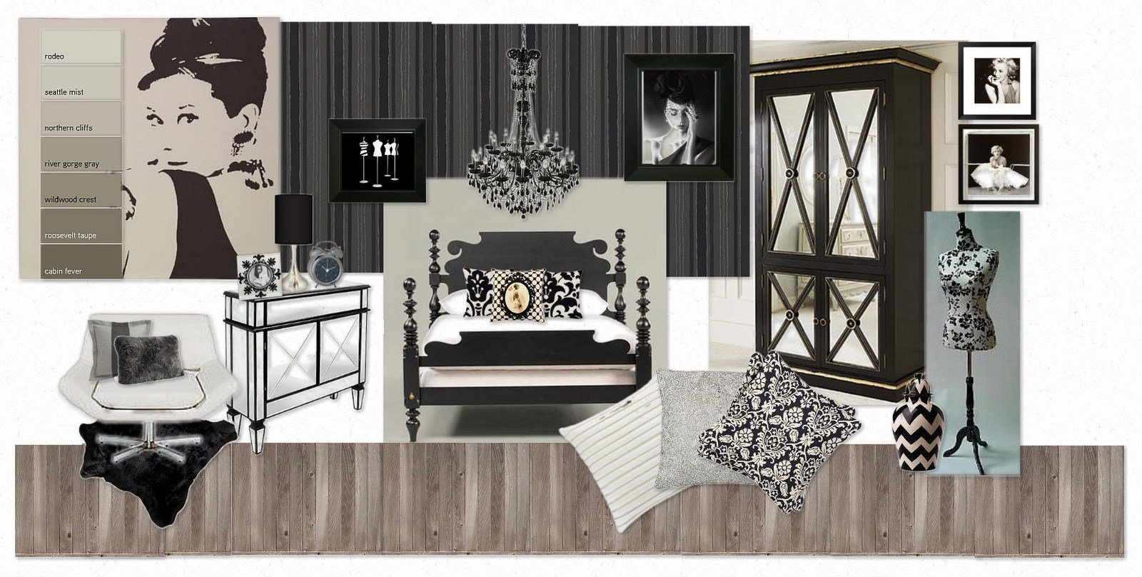 Best Interior Design Chatter Mood Board Inspiration Ebony With Pictures