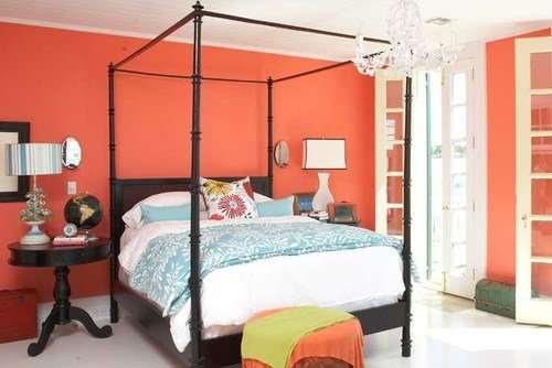 Best Aqua And Coral For A Fresh Summer Color Scheme With Pictures