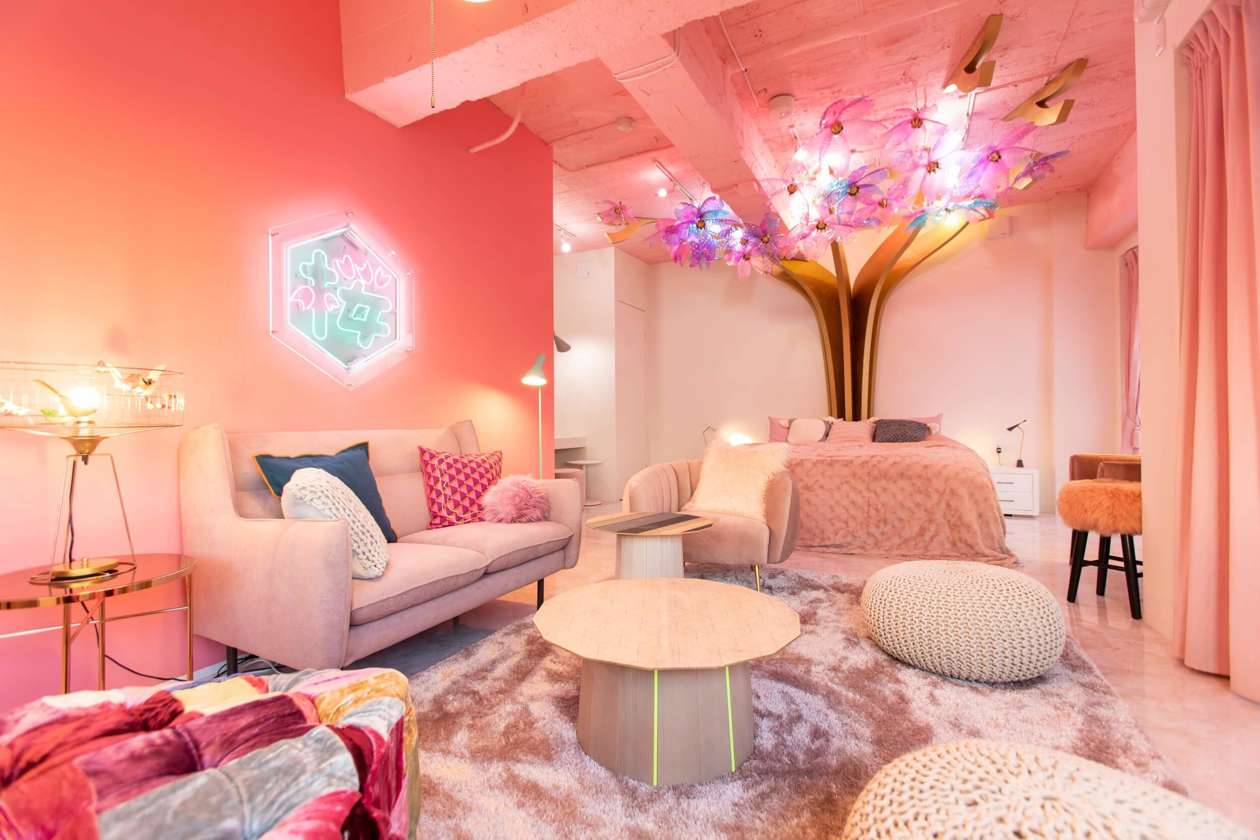 Best You Can Now Stay At A Cherry Blossom Themed Airbnb In Tokyo With Pictures