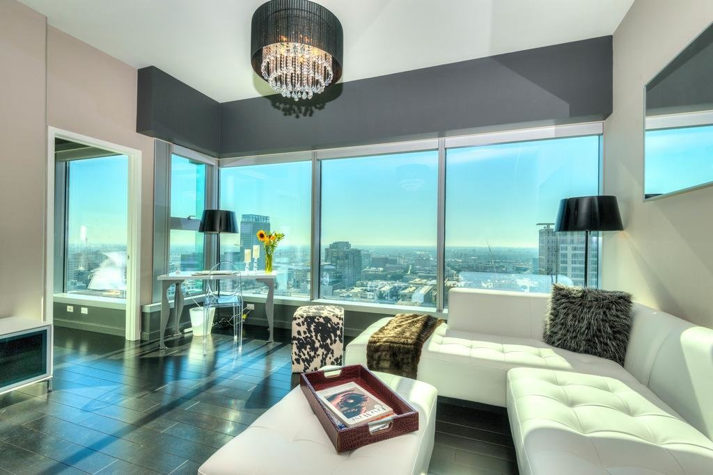 Best Apartment Downtown La 1 Bedroom With Views Los Angeles With Pictures