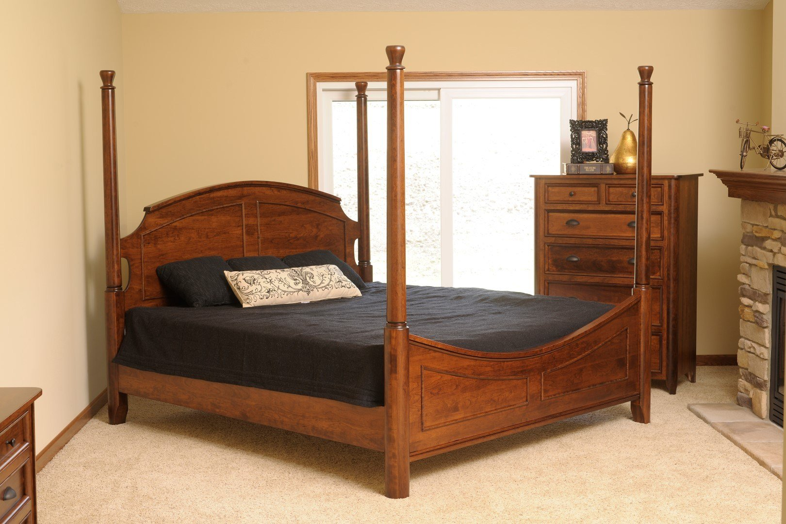 Best Hudson Bedroom Suite Town Country Furniture With Pictures