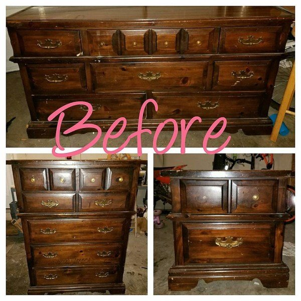 Best How To Refurbish Bedroom Furniture Diy On A Budget With Pictures