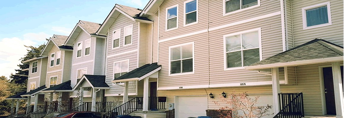 Best 3 Bedroom Townhomes For Rent Halsey East Townhomes With Pictures