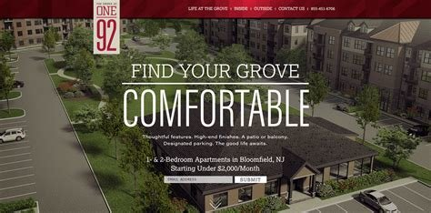 Best Bloomfield Nj Apartments For Rent The Grove At One92 With Pictures