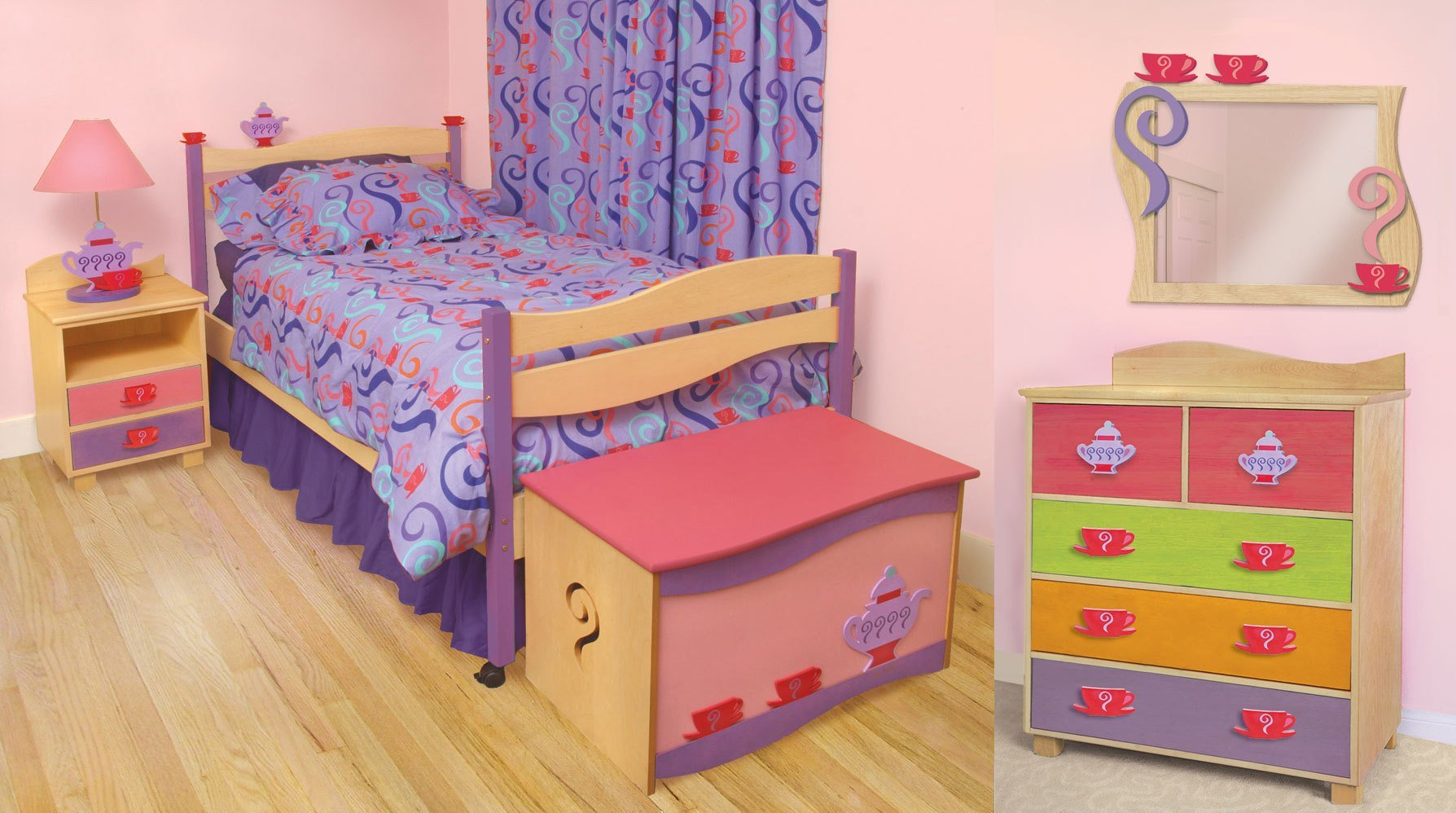 Best How Amazing Functional Little Girls Furniture In Small With Pictures