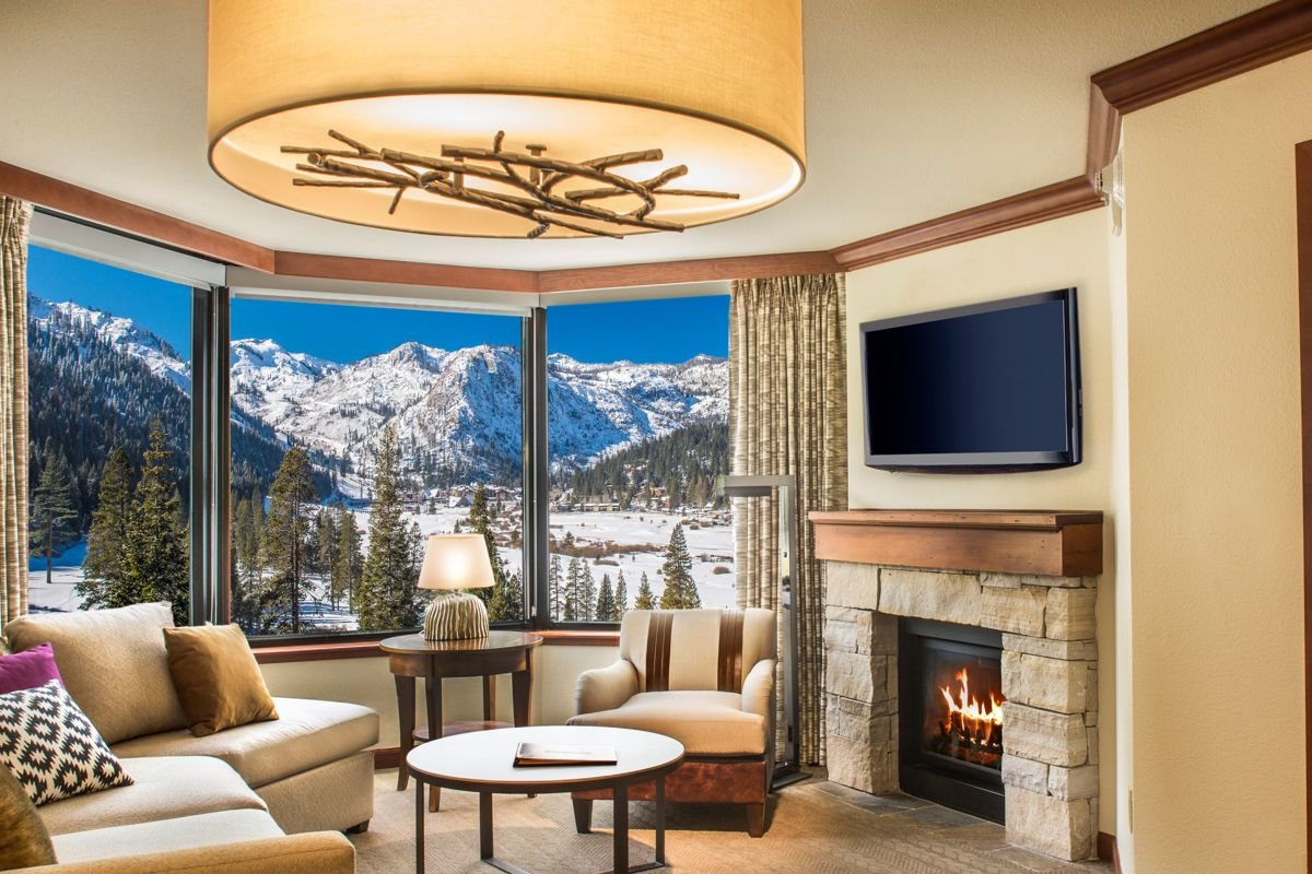 Best Lake Tahoe Hotel Suites Resort At Squaw Creek With Pictures