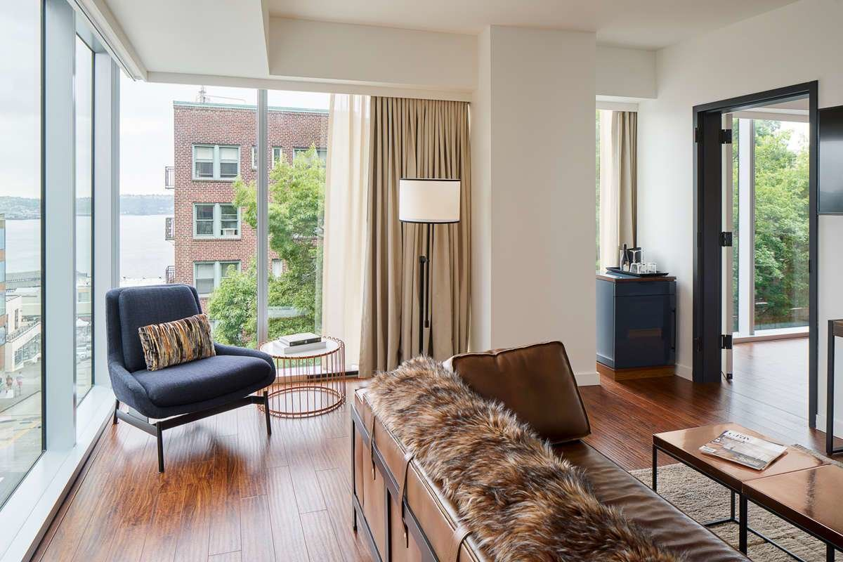 Best 2 Bedroom Suites Downtown Seattle Thompson Seattle Two With Pictures