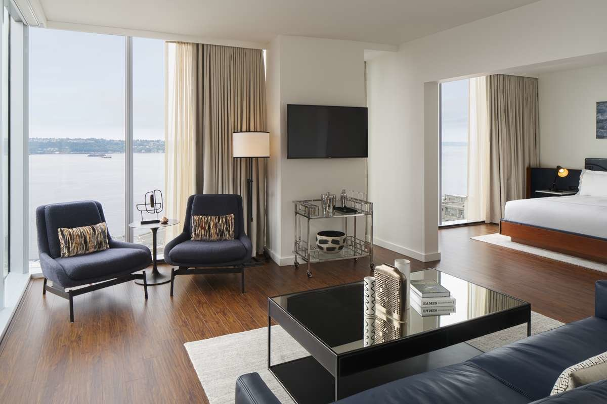 Best 2 Bedroom Suites In Seattle Thompson Seattle Two With Pictures