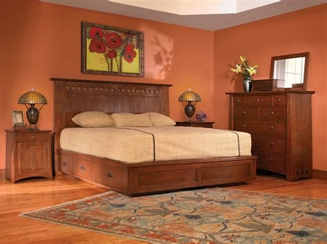 Best Highlands King Platform Bed With Storage Drawers With Pictures