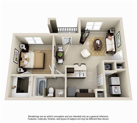 Best Cheap One Bedroom Apartments Near Me 3 Gallery Image And With Pictures