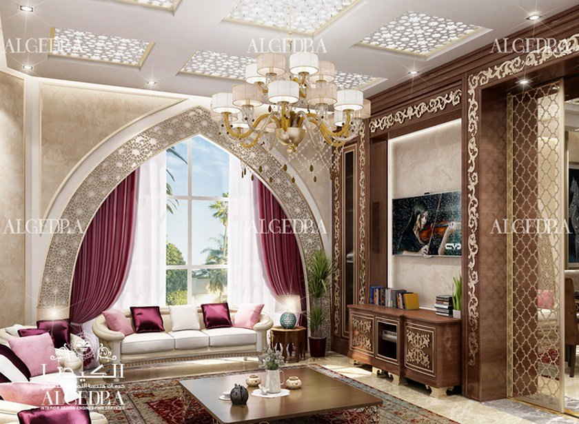 Best Islamic Interior Design – Modern Islamic Designs By Algedra With Pictures