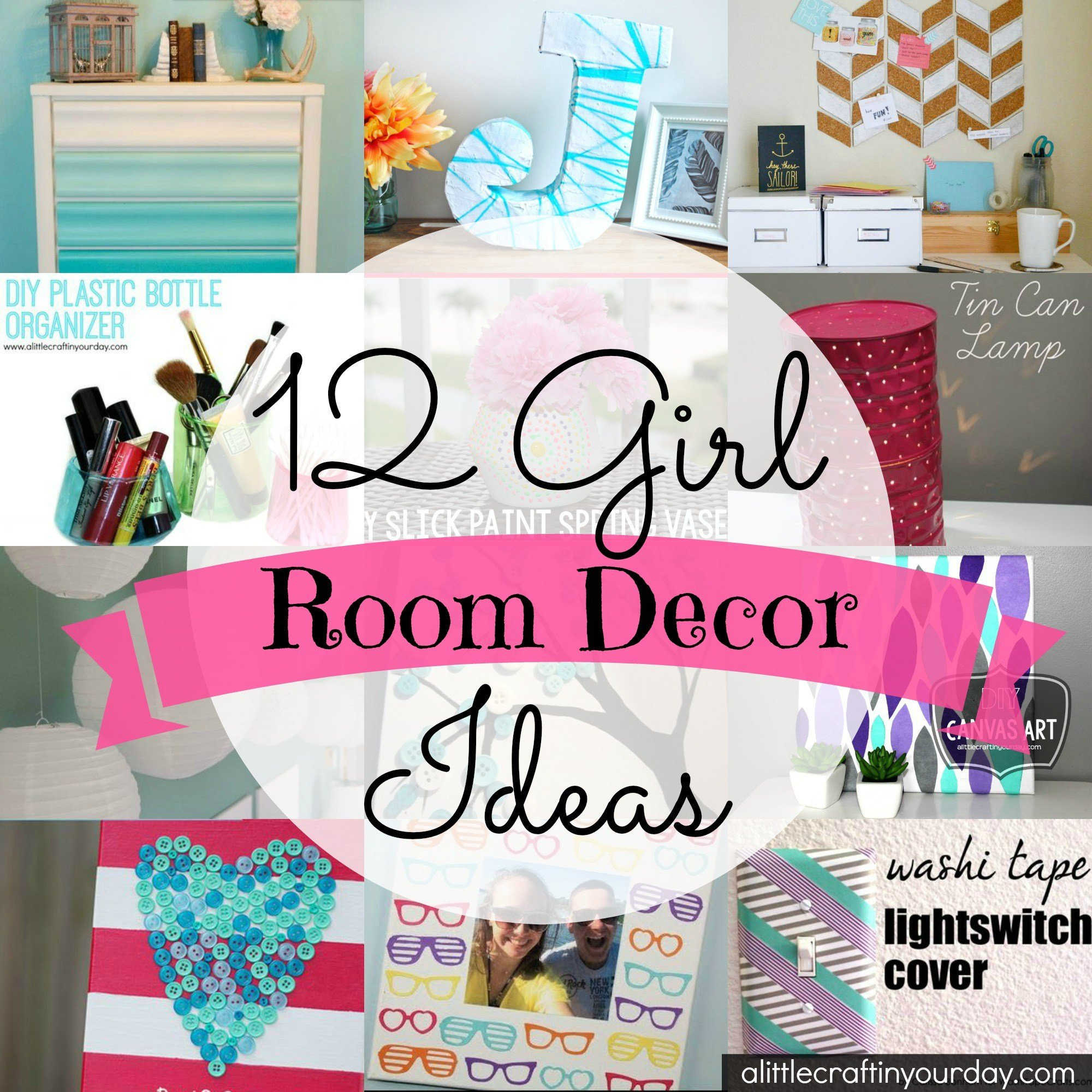 Best Girl Room Decor Ideas With Pictures