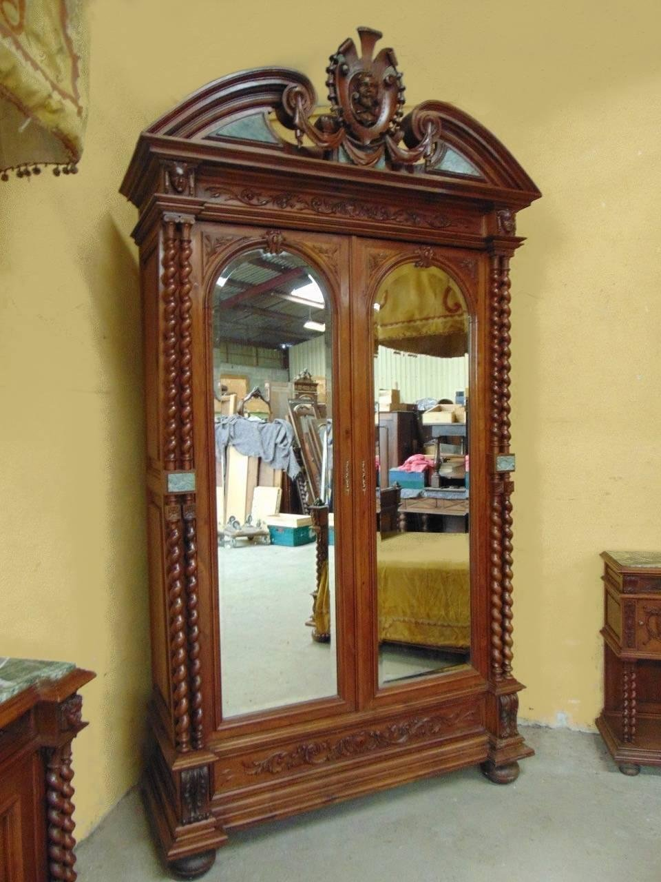 Best Renaissance Revival Bedroom Set Circa 1900 For Sale At 1Stdibs With Pictures