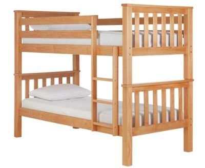 Best Buy Collection Heavy Duty Bunk Bed Frame Pine At Argos With Pictures