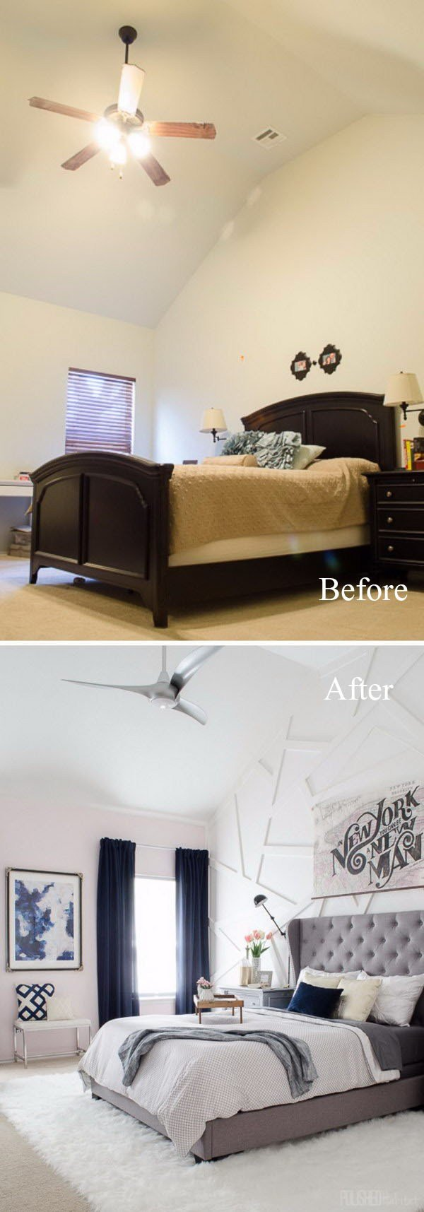 Best Creative Ways To Make Your Small Bedroom Look Bigger 2017 With Pictures