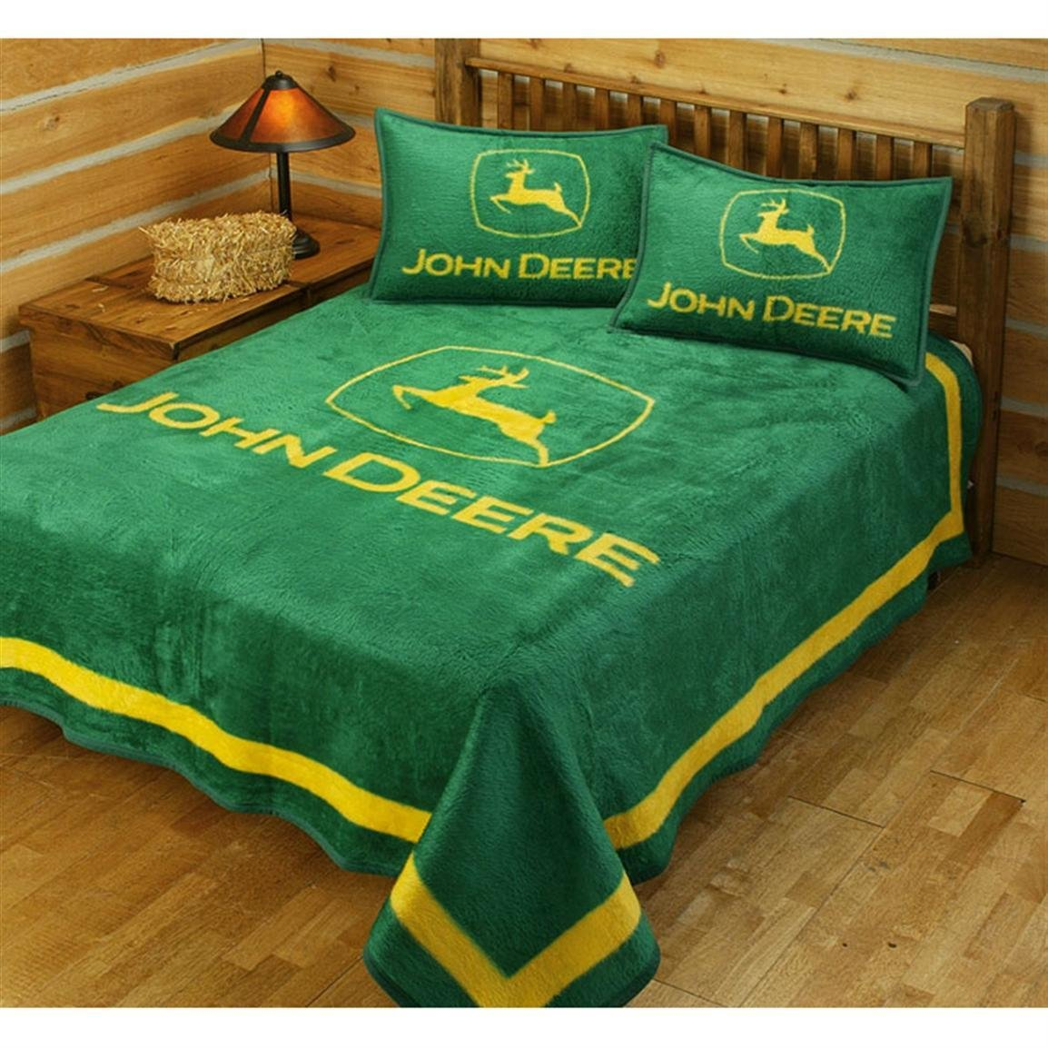 Best John Deere® Sheet Set 78324 Bedding Accessories At With Pictures