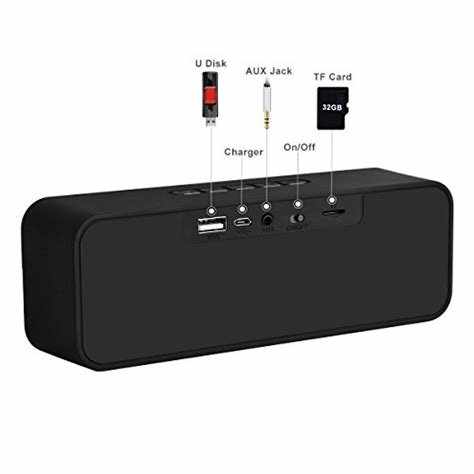 Best Muzili Bluetooth Speakers With Hd Sound Enhanced Bass With Pictures