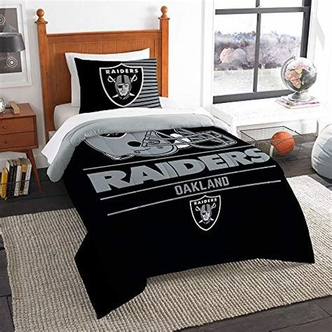 Best Oakland Raiders Bedding Raiders Bedding Set With Pictures