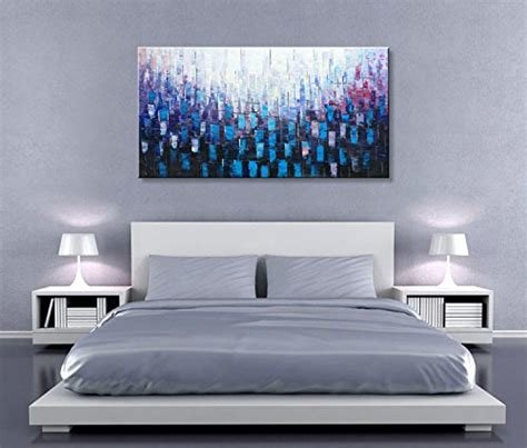 Best Seekland Art Hand Painted Abstract Acrylic Painting With Pictures