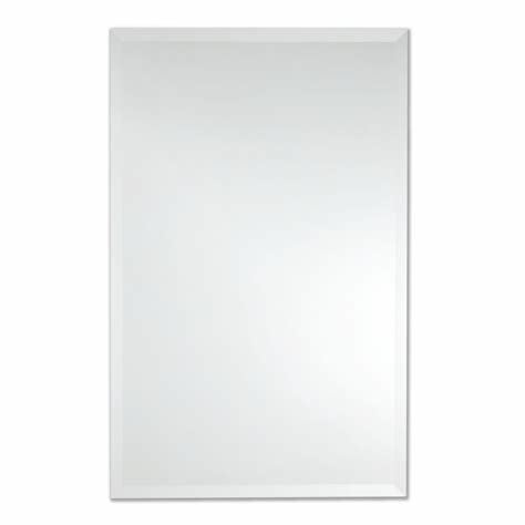 Best Frameless Rectangle Wall Mirror Bathroom Vanity With Pictures