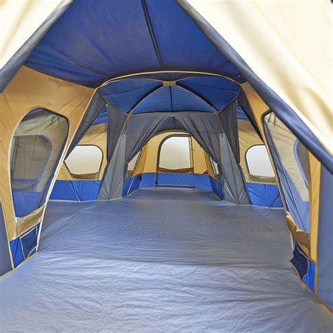Best 4 Room Camping Tents Sleeping With Air With Pictures