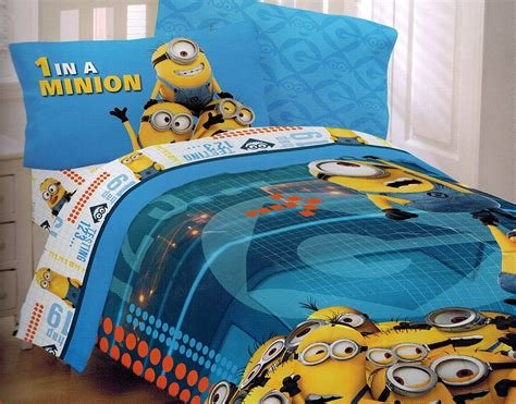 Best Kids Cute Minion Bedroom Decor From Despicable Me Movie With Pictures