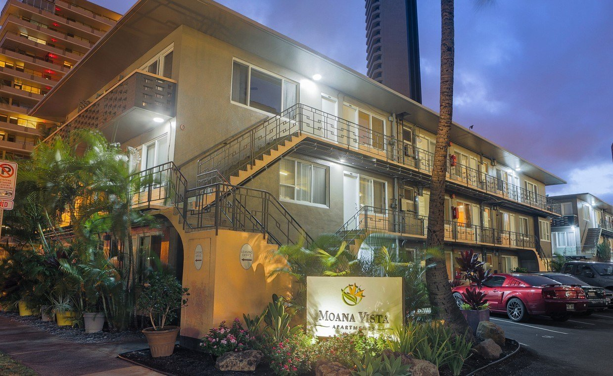 Best Moana Vista Apartments Apartments Honolulu Hi With Pictures