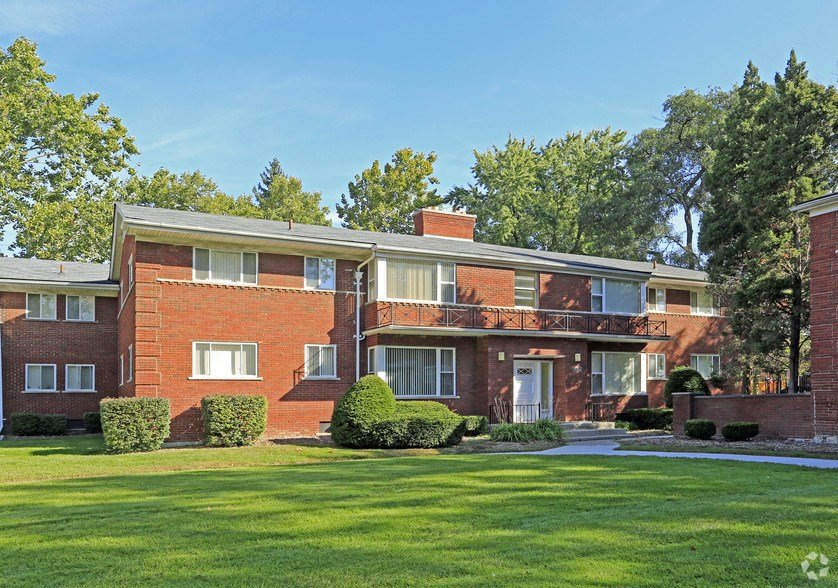 Best Sherwood Heights Apartments Townhomes Rentals Detroit With Pictures