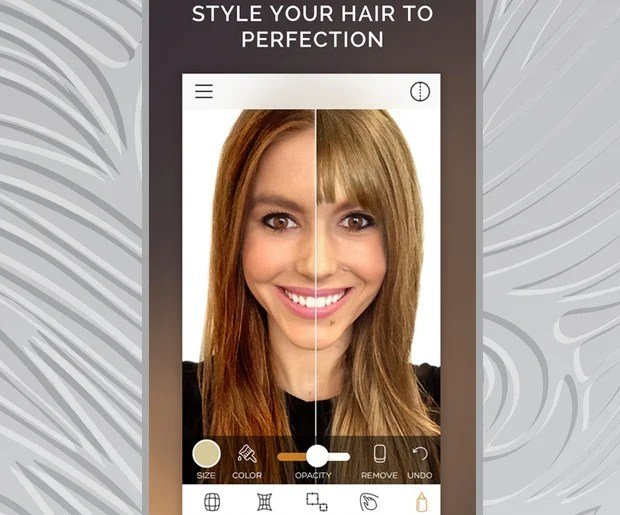 Free Want To Change Your Hair Color These Apps Will Show You Wallpaper
