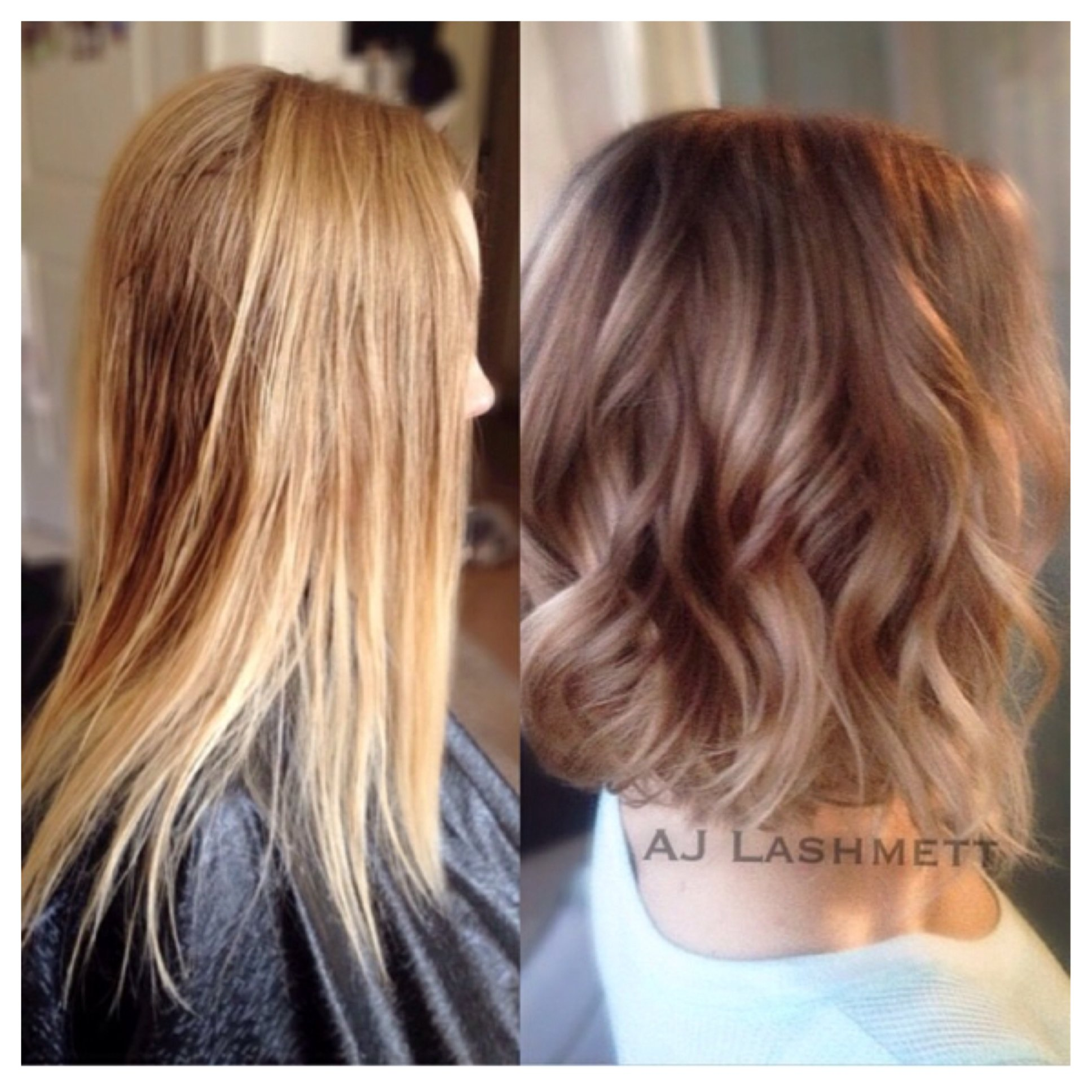Free A New Cut And Higher Contrast Color Hair Color Modern Wallpaper