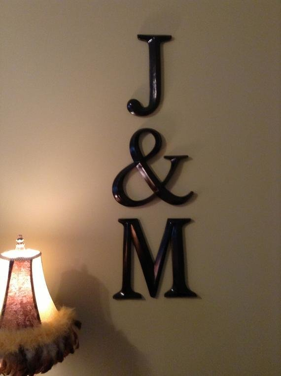 Best Wall Decor Large Letter Decor Wedding Decor Pick Your With Pictures
