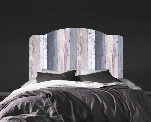 Best Headboard Wall Mural Decal Bedroom Wall Decal By Primedecal With Pictures