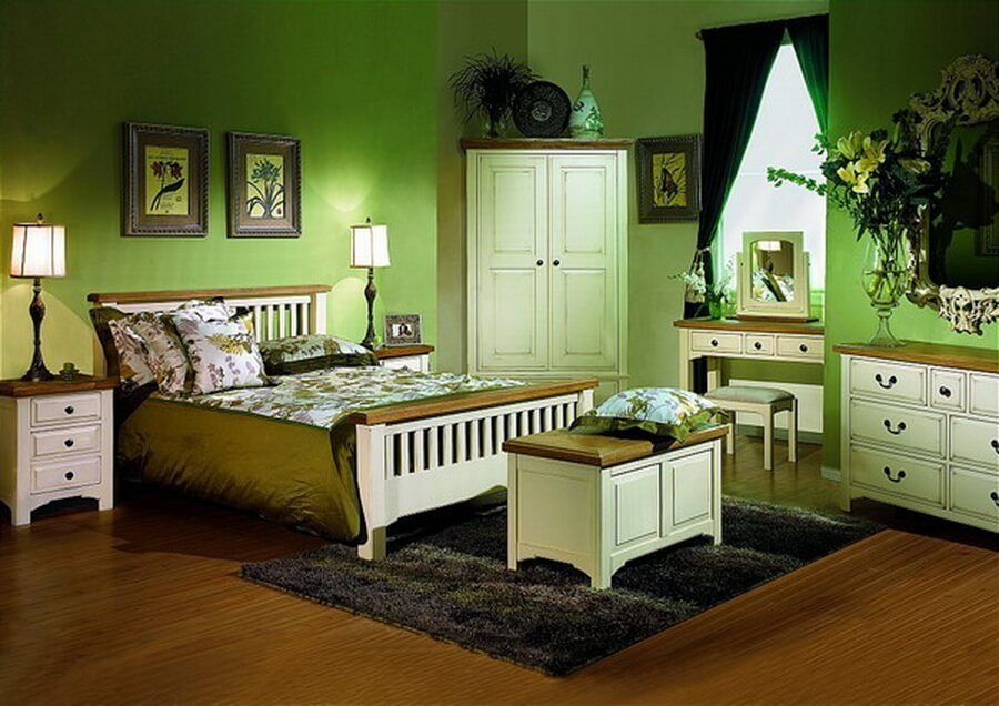 Best 10 Gorgeous Green Bedroom Interior Design Ideas Https With Pictures