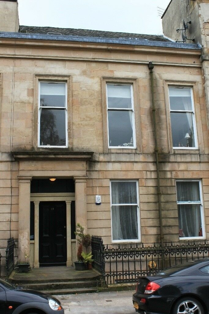 Best Beautiful Converted Townhouse 2 Bedroom Flat In Glasgow S With Pictures