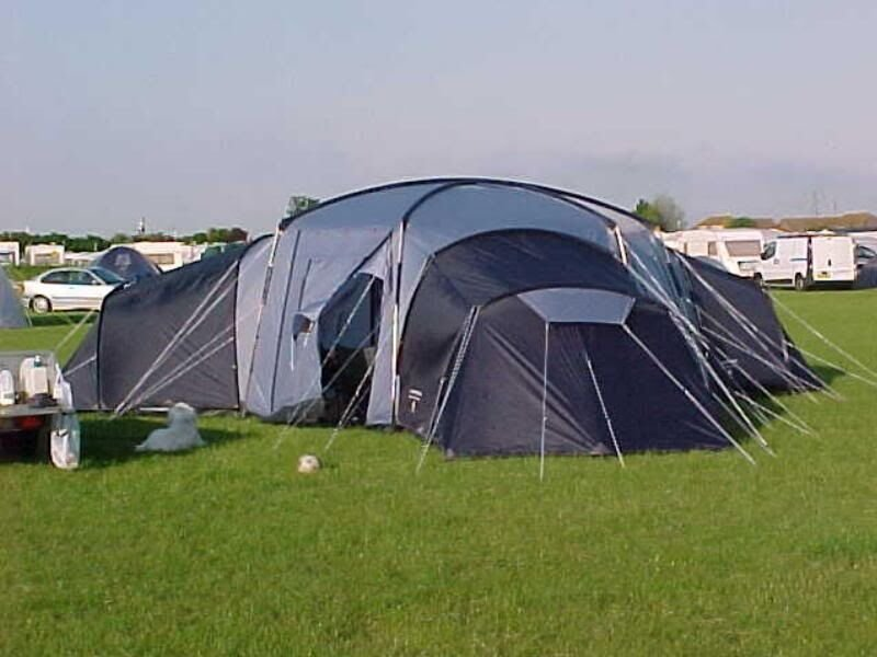 Best Large 10 Man 3 Bedroom Tent In Sunderland Tyne And Wear With Pictures