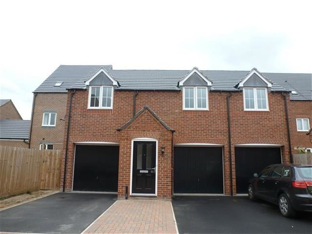 Best 2 Bedroom Coach House Stunning New Build In Marehay With Pictures