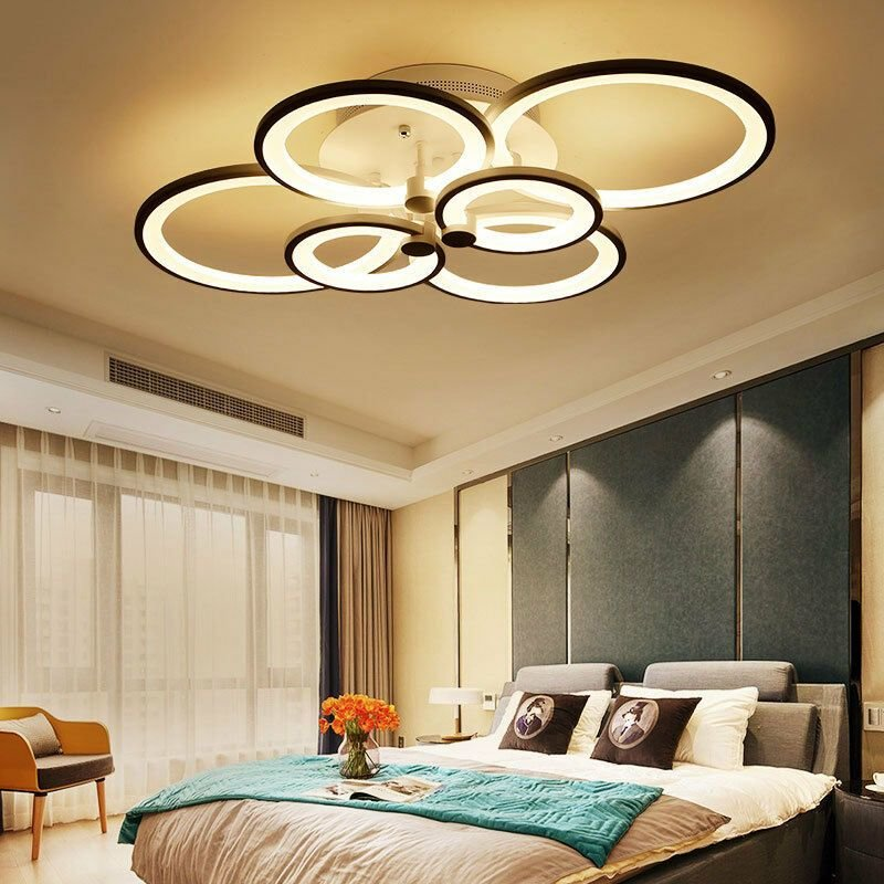 Best New Modern Bedroom Remote Control Living Room Acrylic 4 8 With Pictures