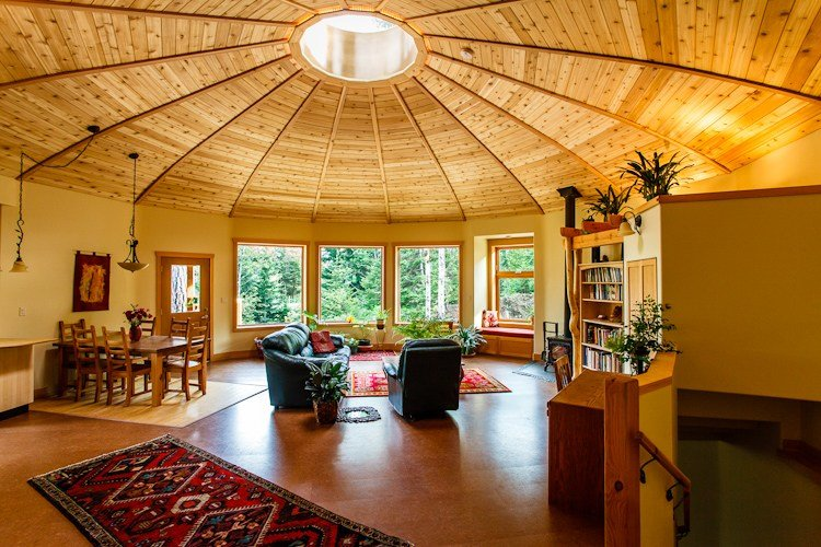 Best A Firsthand Look At The Magnolia 2300 Yurt The First With Pictures